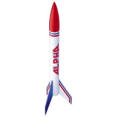 Estes Alpha Model Rocket 1225
