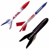 1795bwh Estes Space Cruiser Model Rocket Bulk Pack (12 pack)