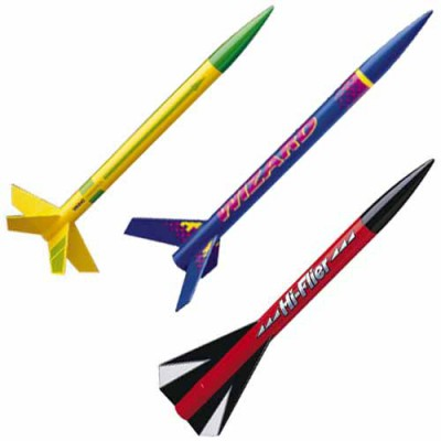1790 Sky High Model Rocket Bulk Pack