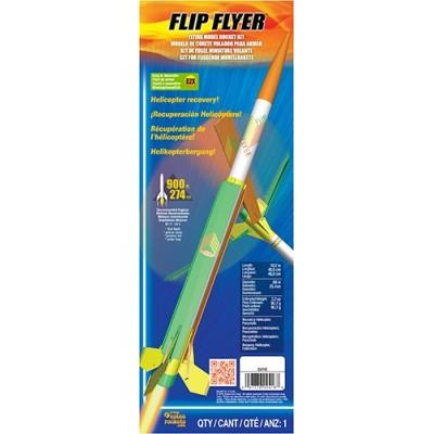 estes flip flyer model rocket belleville wholesale hobby model